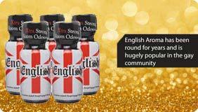 English aroma Poppers UK