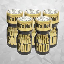 Pure Gold 5x10ml