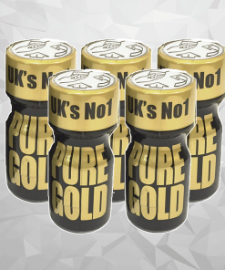 Pure Gold 5x10ml