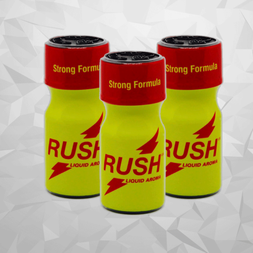 Rush Ultra Strong 3x10ml