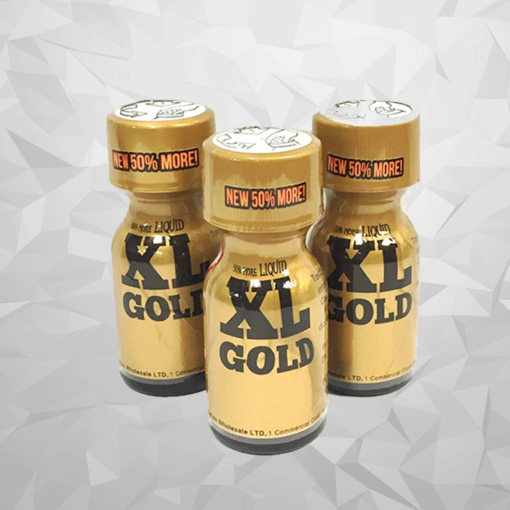 XL Liquid Gold 3x15ml